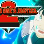 My Hero One's Justice 2 Full Game + CPY Crack PC Download Torrent