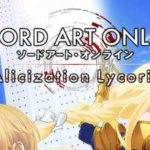 Sword Art Online Alicization Lycoris Full Game + CPY Crack PC Download Torrent